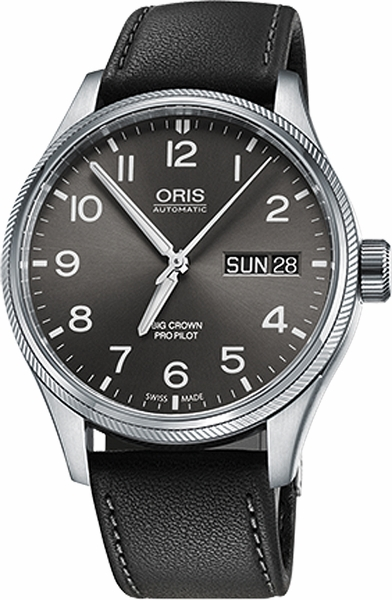 Oris Big Crown ProPilot Day Date 75276984063LS