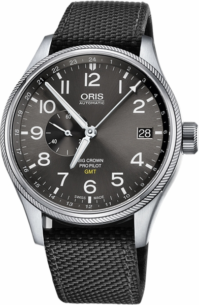 Oris Big Crown ProPilot GMT Small Seconds 74877104063FS
