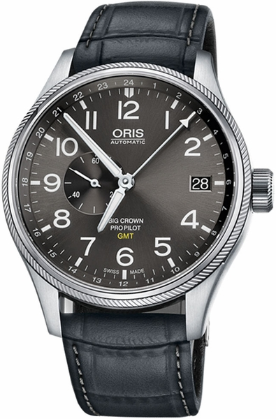 Oris Big Crown ProPilot GMT Small Seconds 74877104063LS