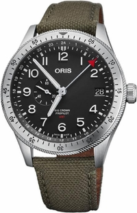 Oris Big Crown ProPilot Timer GMT 44mm Men's Watch 74877564064FS