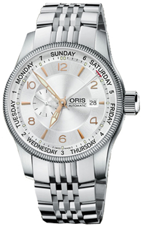 Oris Big Crown Small Second, Pointer Date 64576294061MB