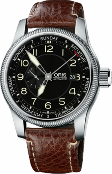 Oris Big Crown Small Second, Pointer Day 64576294064LS