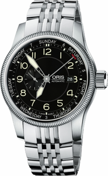 Oris Big Crown Small Second, Pointer Day 64576294064MB