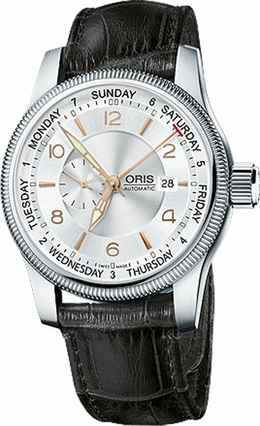 Oris Big Crown Small Second, Pointer Day 74576294061LS