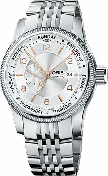 Oris Big Crown Small Second, Pointer Day 74576294061MB
