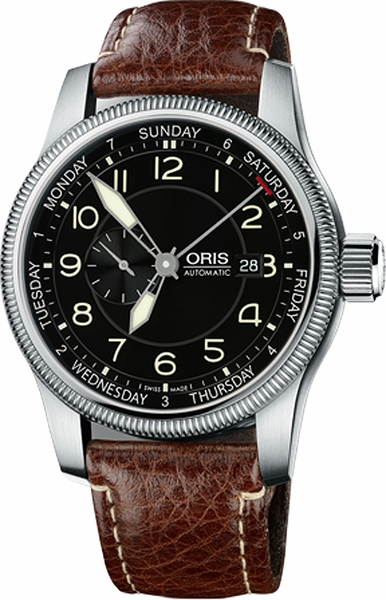 Oris Big Crown Small Second, Pointer Day 74576294064LS