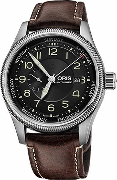 Oris Big Crown Small Second, Pointer Day 74576884034LS