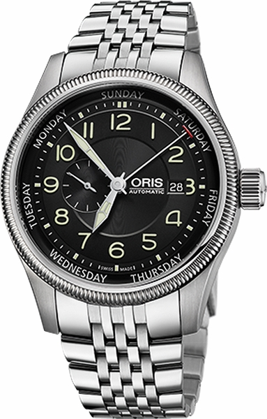 Oris Big Crown Small Second, Pointer Day 74576884034MB