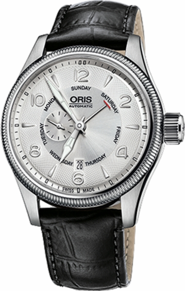 Oris Big Crown Small Second, Pointer Day 74576884061LS