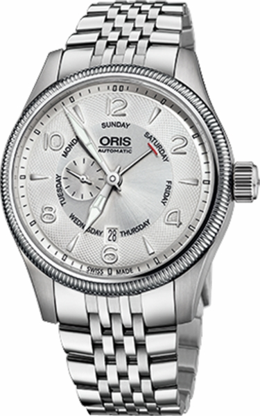 Oris Big Crown Small Second, Pointer Day 74576884061MB