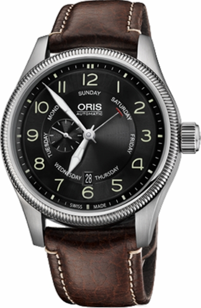 Oris Big Crown Small Second, Pointer Day 74576884064LS