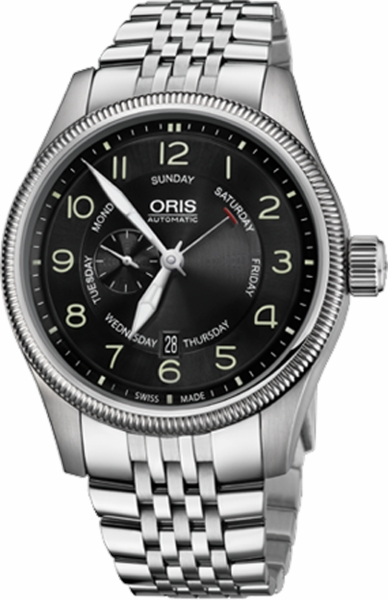Oris Big Crown Small Second, Pointer Day 74576884064MB