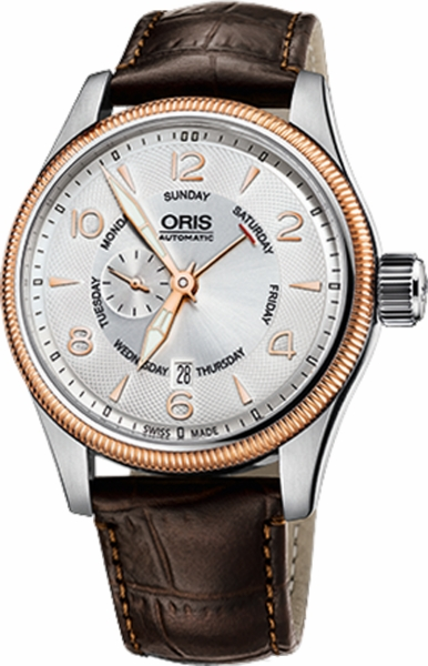Oris Big Crown Small Second, Pointer Day 74576884361LS
