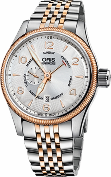 Oris Big Crown Small Second, Pointer Day 74576884361MB