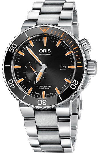 Oris Carlos Coste Limited Edition IV Automatic Men's Watch 74377097184MB
