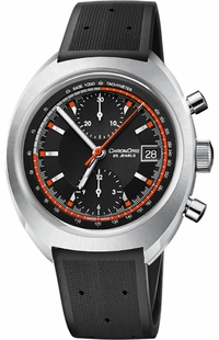 Oris Chronoris Black Dial Limited Edition Men's Watch 67377394034RS