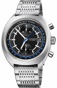 Oris Chronoris Limited Edition Men's Luxury Watch 67377394084MB
