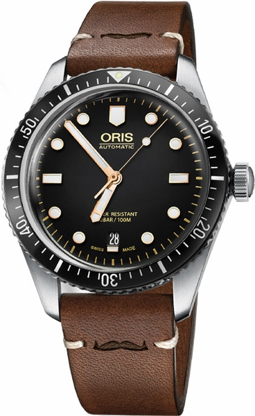Oris Divers Movember Edition 73377074084LS