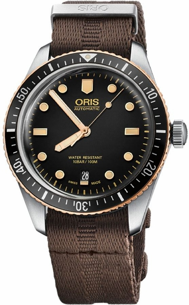 Oris Divers Sixty-Five 73377074354FS