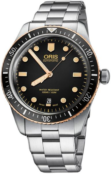 Oris Divers Sixty-Five 73377074354MB