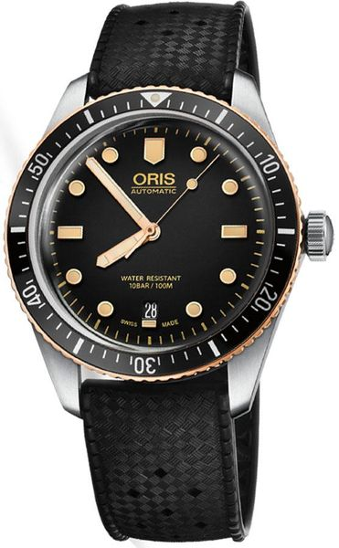 Oris Divers Sixty-Five Automatic Men's Watch 73377074354RS