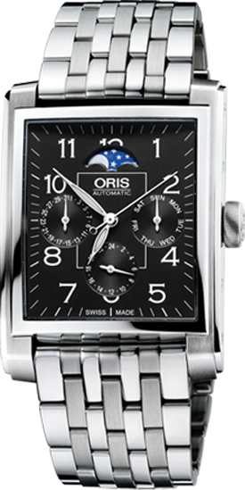 Oris Rectangular Complication 58276584034MB