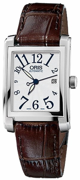 Oris Rectangular Date Ladies 56176564061LS