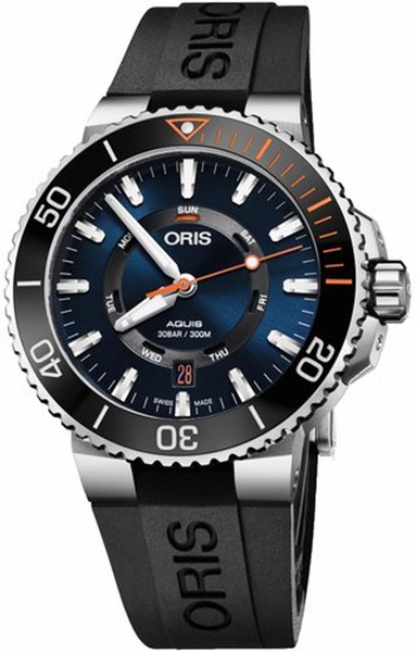 Oris Staghorn Restoration Limited Edition 73577344185RS