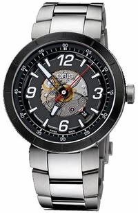 Oris TT1 Skeleton Engine Date 73376684114MB