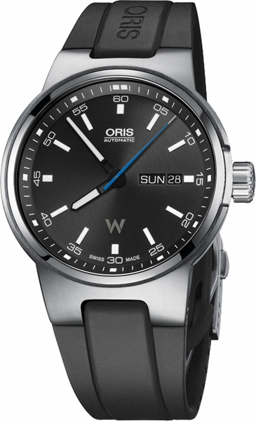 Oris Williams Day Date 73577164154RS