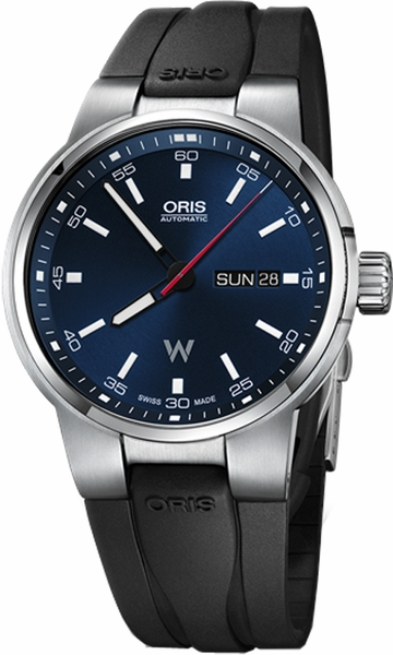 Oris Williams Day Date 73577404155RS