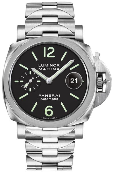Panerai Luminor Marina 44mm Titanium Men's Watch PAM00279