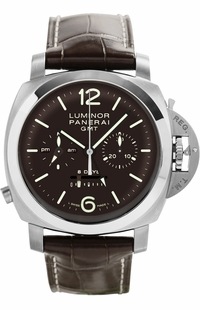 Panerai Luminor Brown Dial Men's Watch PAM00311