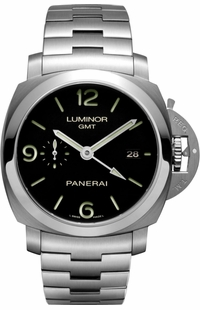 Panerai Luminor Black Dial Men's Watch PAM00329
