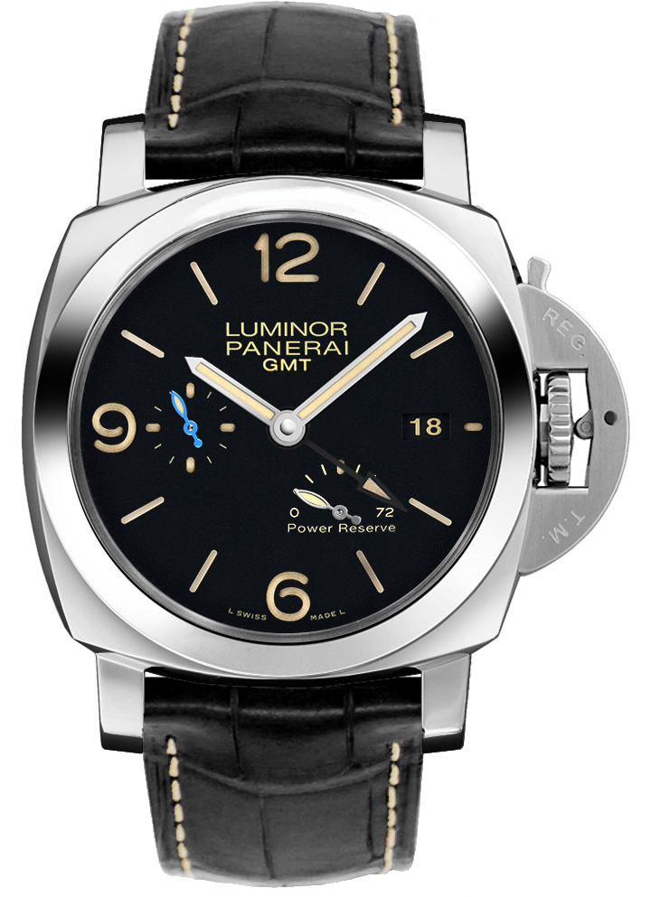 Buy Panerai Luminor 1950 Gmt Power Reserve Pam01321