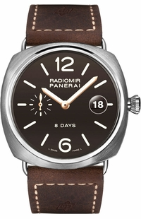 Panerai Radiomir Brown Dial Men's Watch PAM00346
