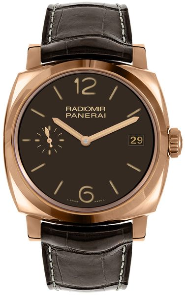 Panerai Radiomir 47mm Luxury Men's Watch PAM00515