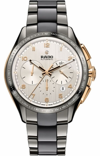 Rado HyperChrome Automatic Chronograph Ceramic Men's Watch R32108102