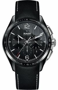 Rado HyperChrome Chronograph Black Dial Men's Watch R32121155