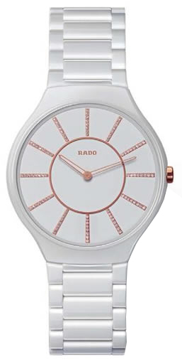 9ed2f186853 R27958702 Rado True Thinline S Jubile Women s Ceramic Watch
