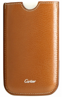 Cartier Leather Apple iPhone 4 Case L3001109