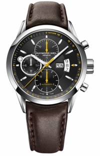 Raymond Weil Freelancer Chronograph 42mm Men's Watch 7730-STC-20021