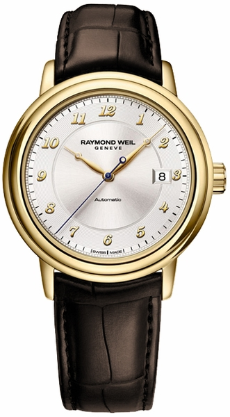 Raymond Weil Maestro Gold Men's Watch 12837-G-05658