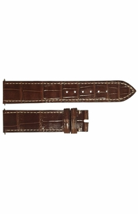 Rolex 19mm Brown Strap 335112
