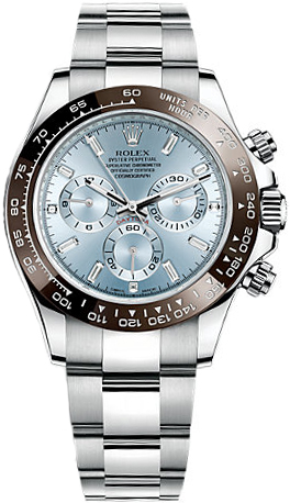 Rolex Cosmograph Daytona Ice Blue Dial Men S Watch 116506