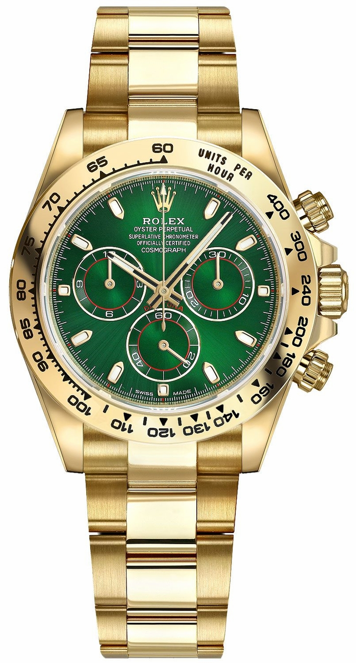116508 Grnso Rolex Daytona Men S Watch