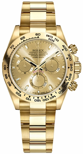 Rolex Cosmograph Daytona Luxury Men's Watch 116508