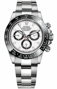 Rolex Cosmograph Daytona Panda Men's Watch 116500LN