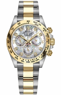 Rolex Cosmograph Daytona Mother of Pearl Dial Men's Watch 116503