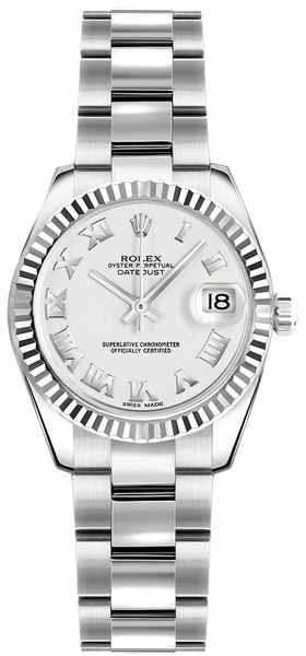 Rolex Lady-Datejust 26 Watch 179174